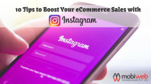 Tips to Boost eCommerce Sales with Instagram