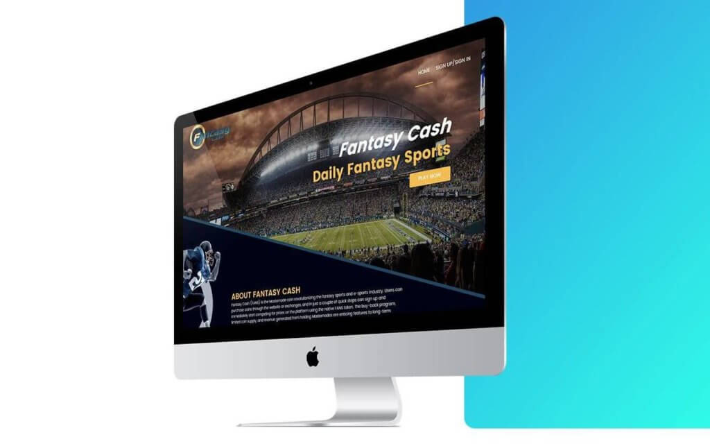 fantasy sports website