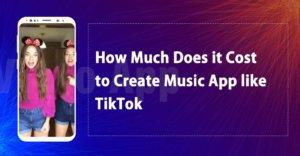 Create Music App like TikTok