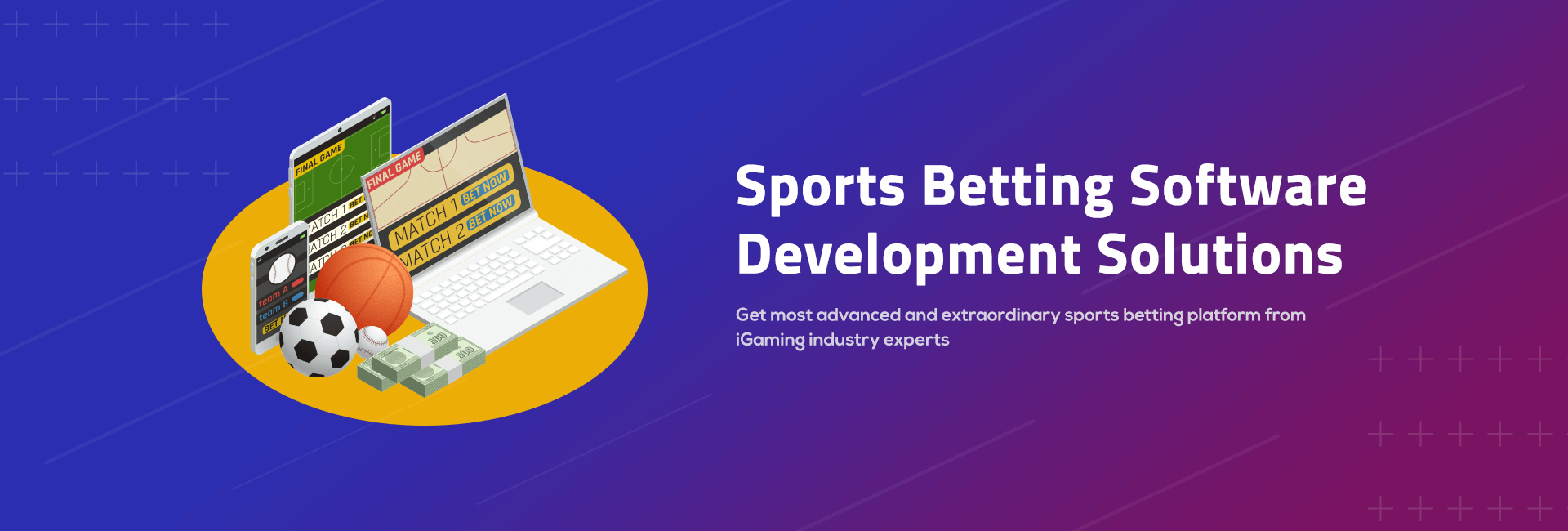Sports Betting Software Development Solutions