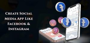 Create Social Media App
